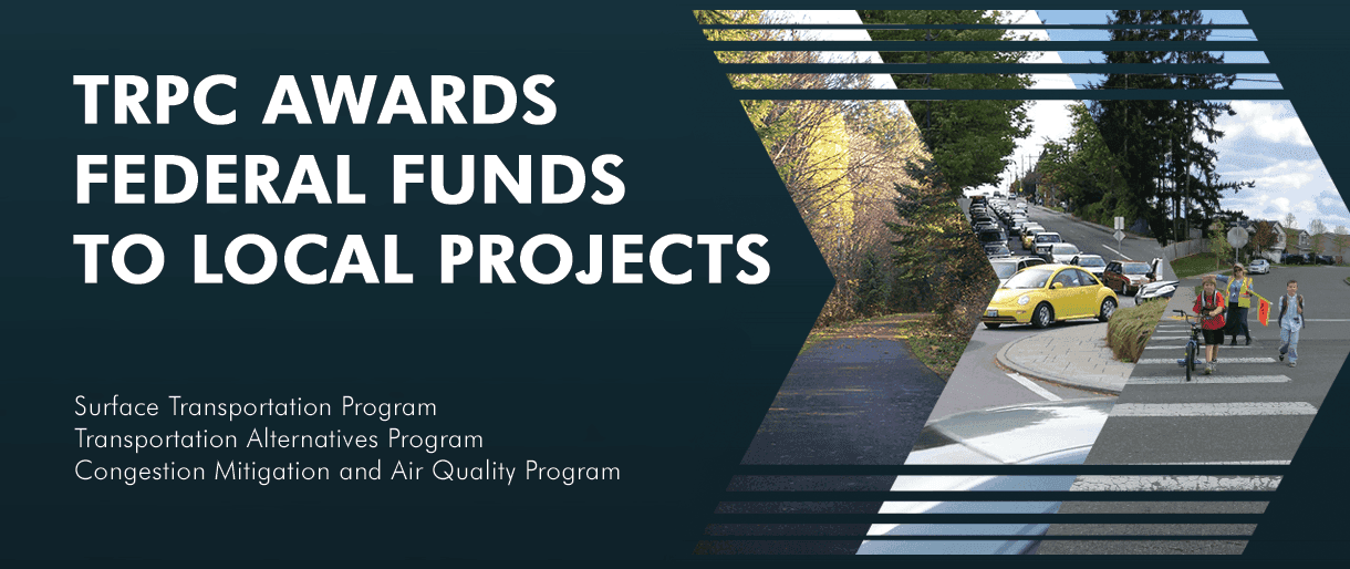 Banner Image - TRPC Awards Federal Funds to Local Projects